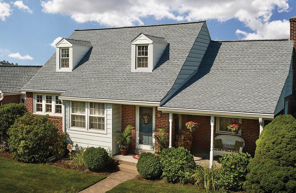 GAF FIberglass Roof